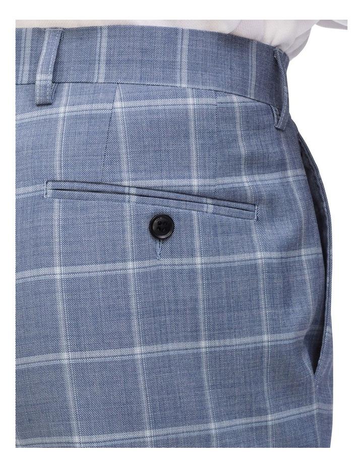 Commuter Fashion Check Suit Trouser image 3
