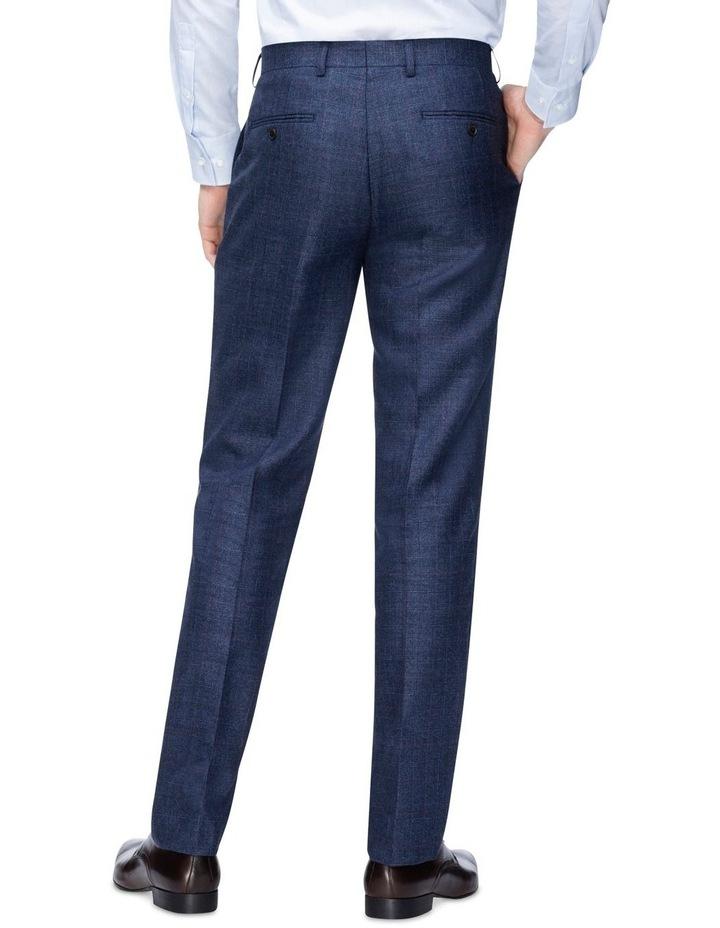 Windowpane Check Suit Trouser image 2