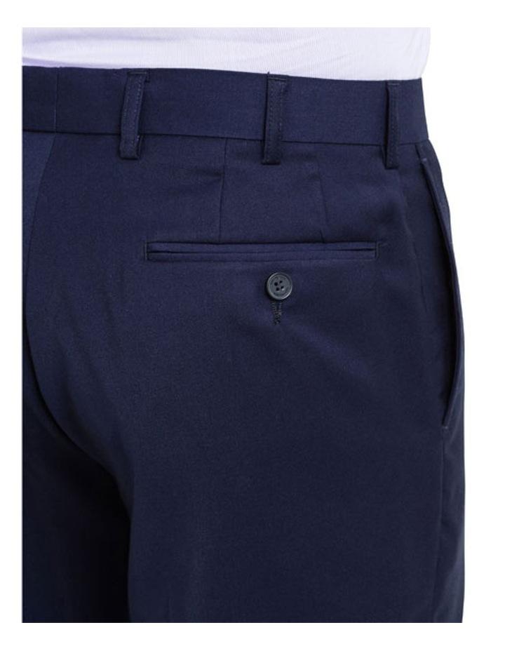 Navy Suit Trouser image 3