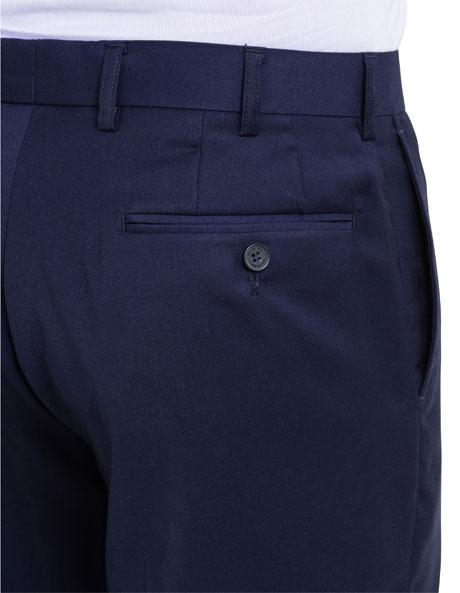 Black Suit Trouser image 3