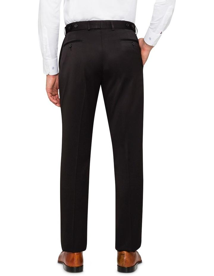Black False Plain Trouser VTSM026Z_RBLK image 2