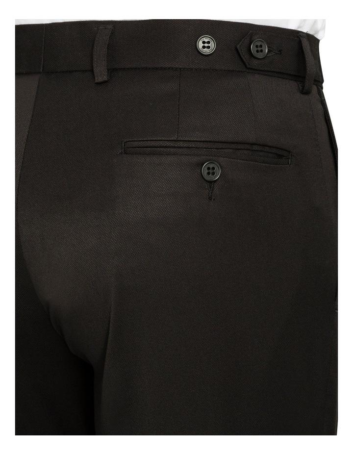 Black False Plain Trouser VTSM026Z_RBLK image 3