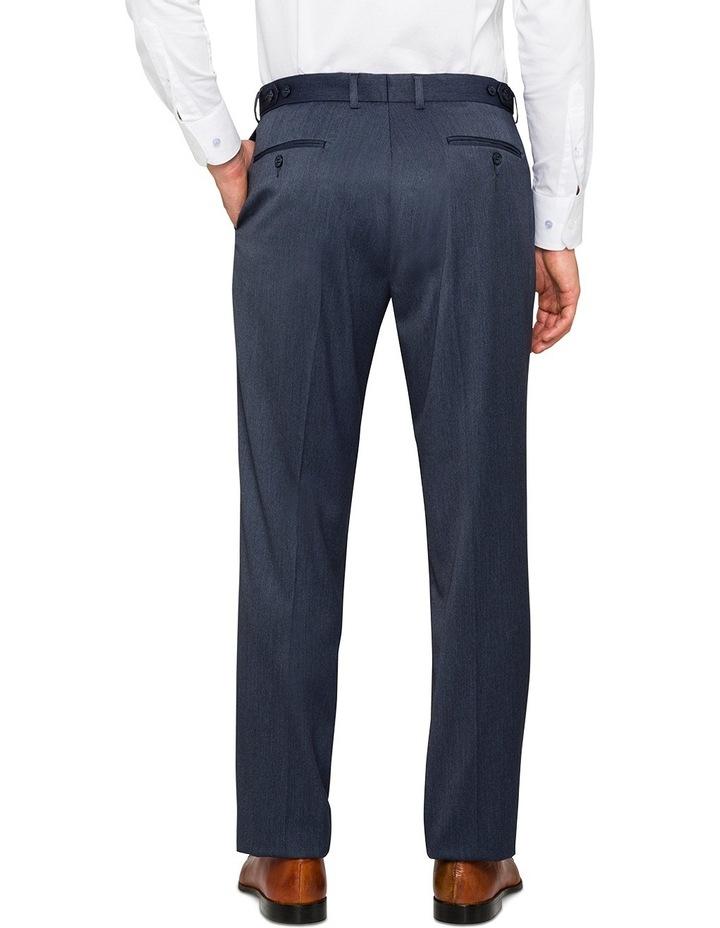 Slim Fit Denim False Plain Trouser VTSM026Z_RBDN image 2