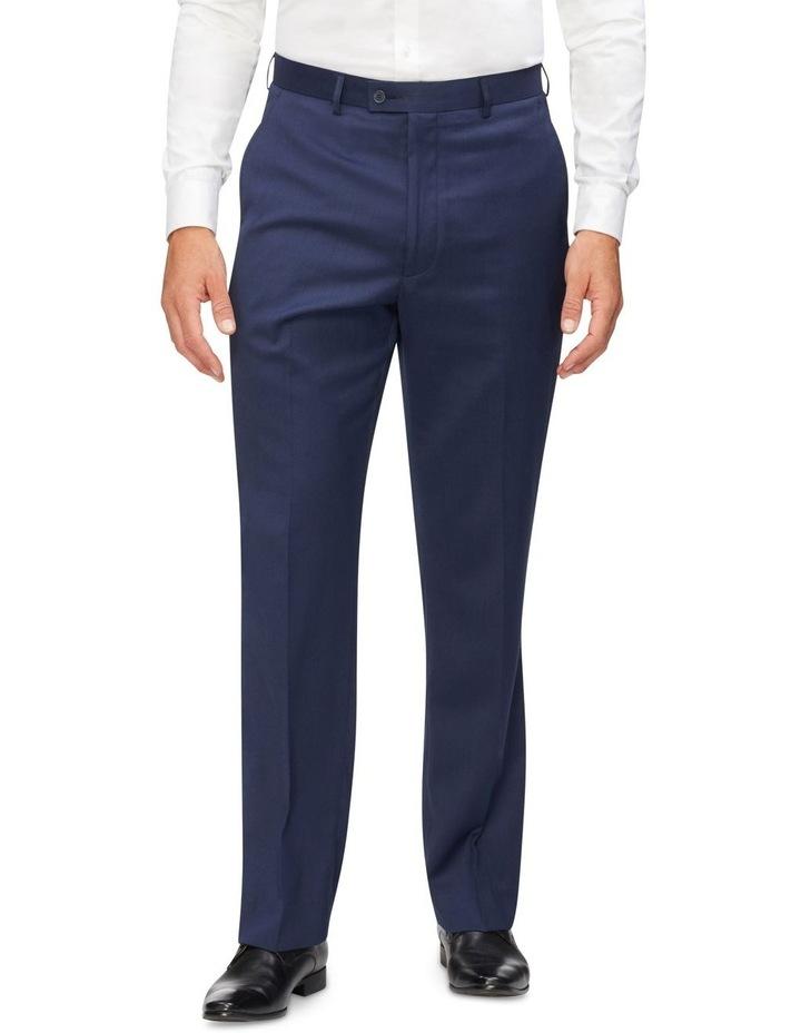 Navy Plain Trouser image 1