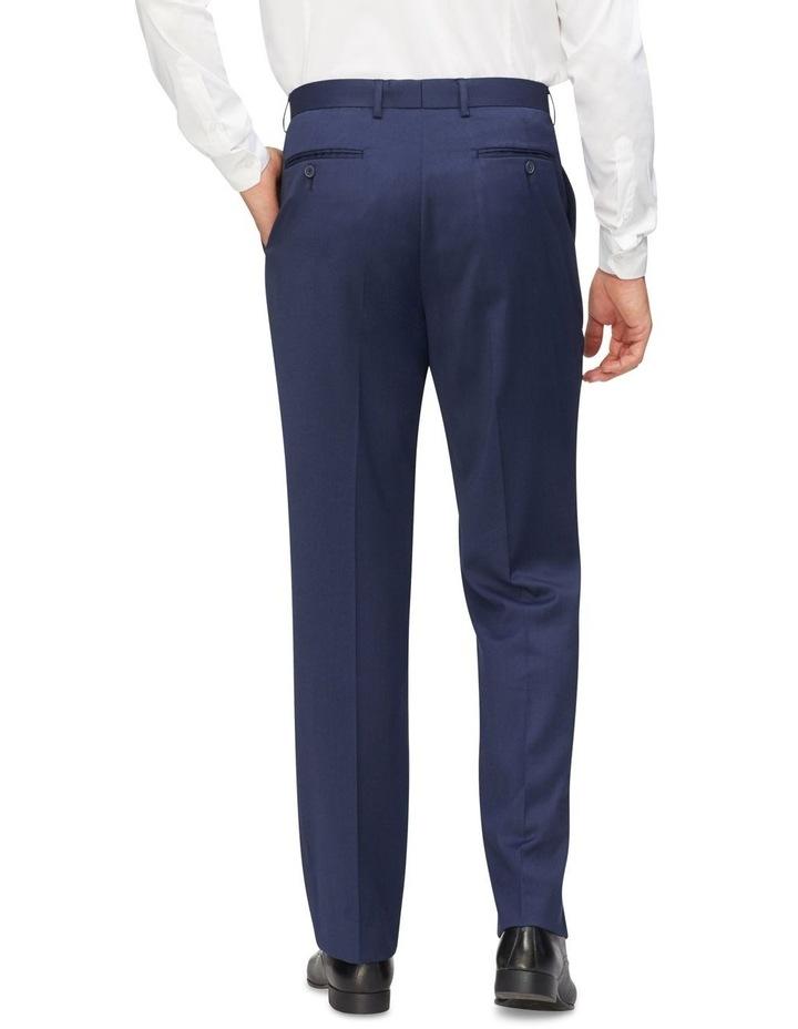 Navy Plain Trouser image 2