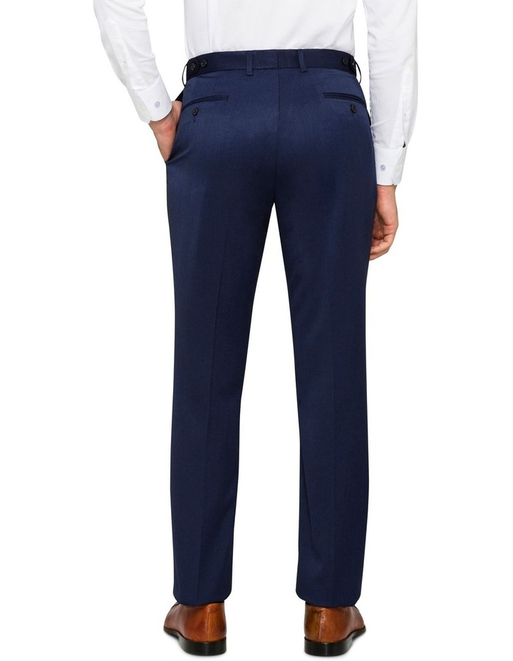 Navy False Plain Trouser image 2