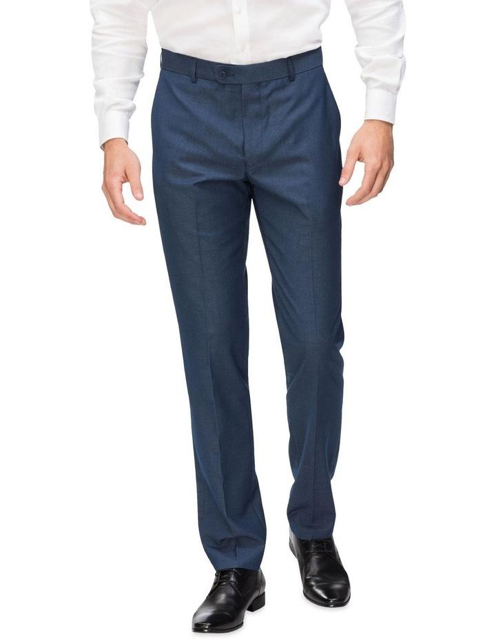 Microcheck Slim Trouser image 1