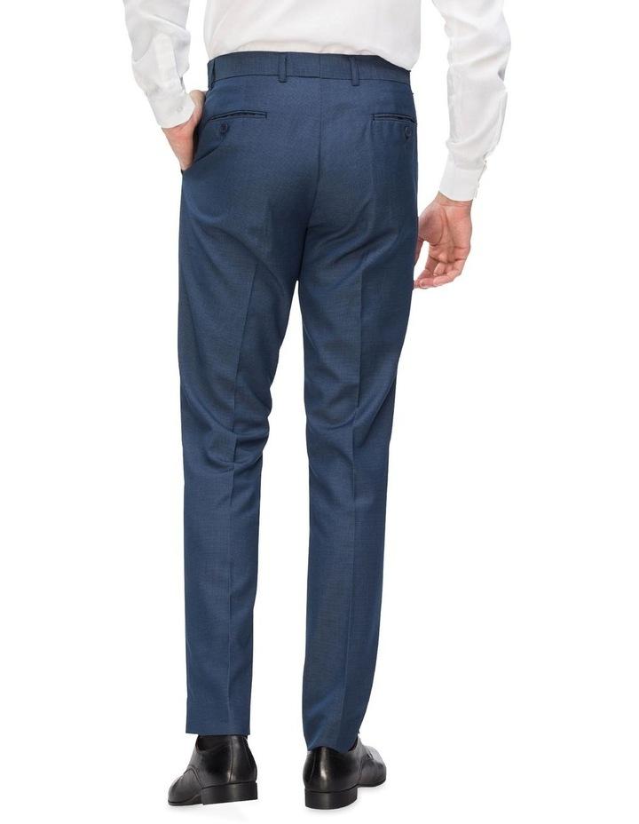 Microcheck Slim Trouser image 2