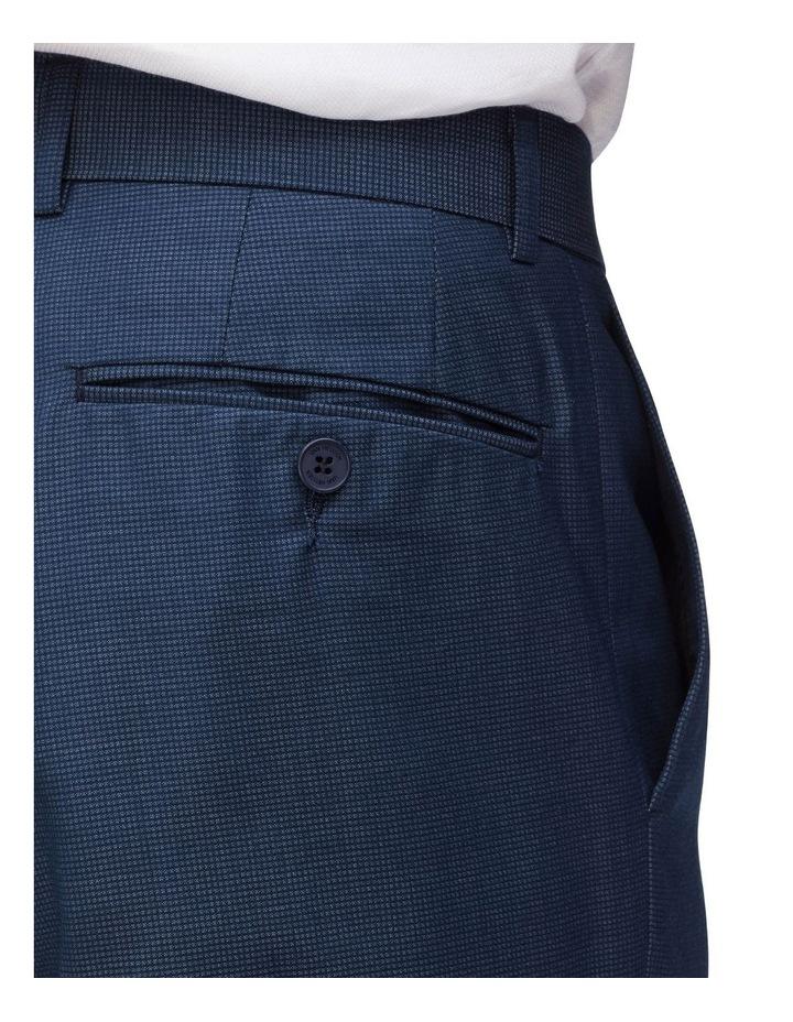 Microcheck Slim Trouser image 3