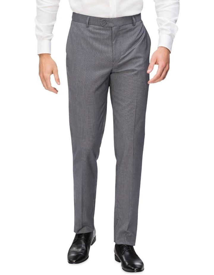 Textured Slim Trouser image 1