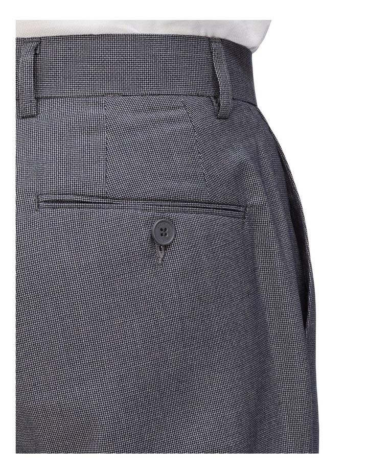 Textured Slim Trouser image 3