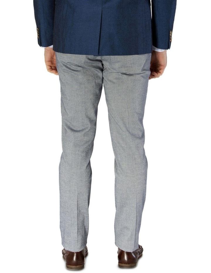 Stretch Herringbone Weave Trouser image 3