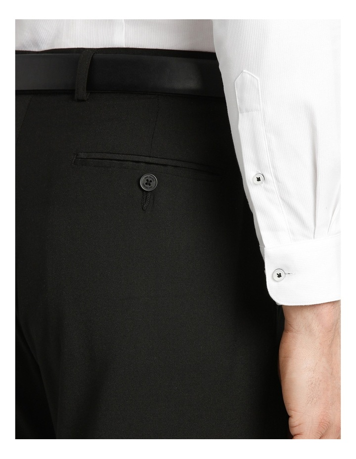 Navy Flat Front Trouser image 4