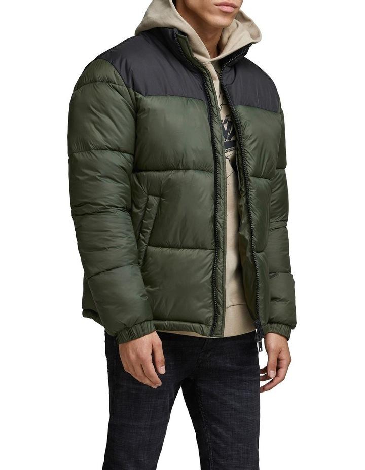 Drew High-Collar Puffer Jacket image 1