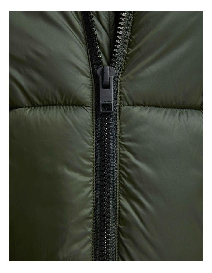 Drew High-Collar Puffer Jacket image 4