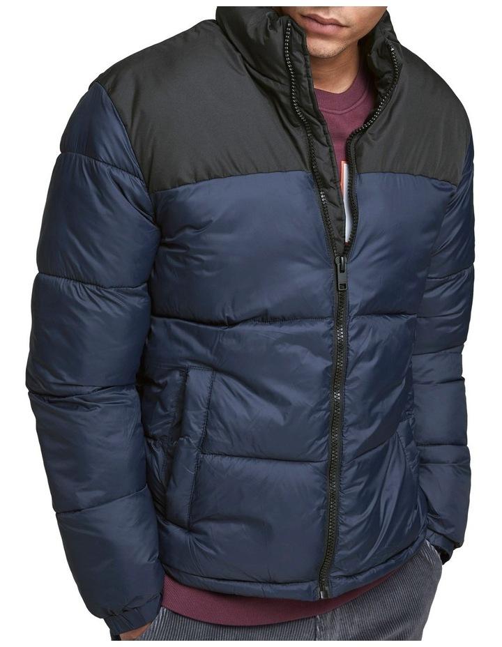 Drew High-Collar Puffer Jacket image 3