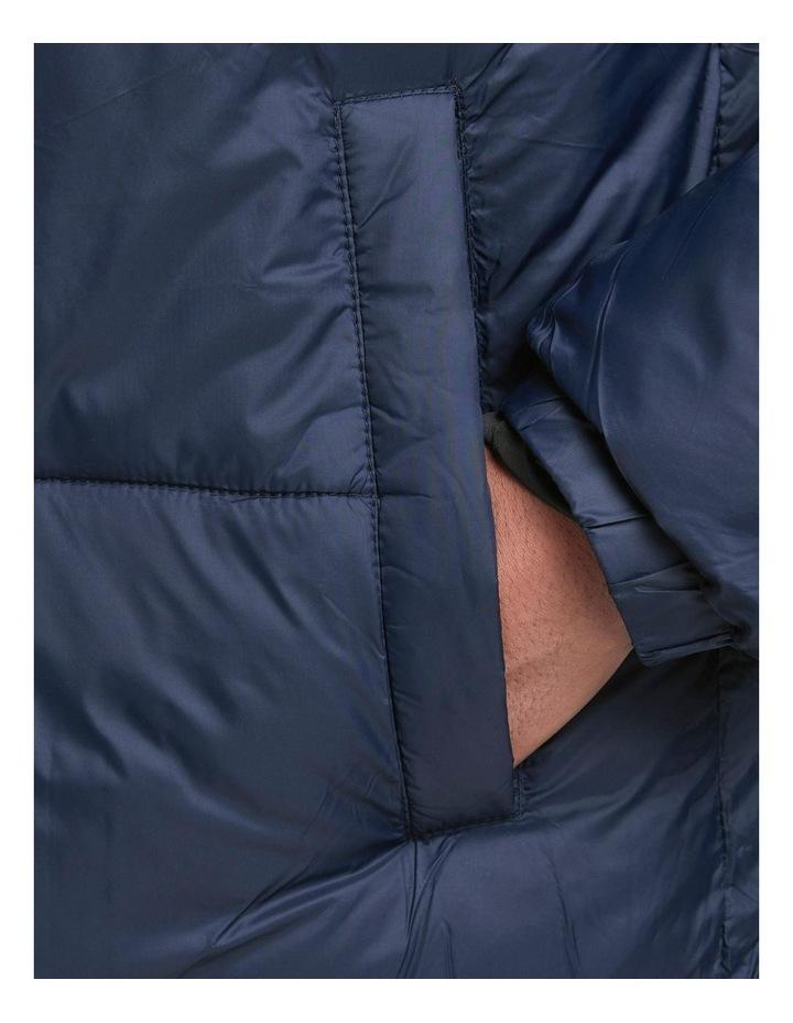 Drew High-Collar Puffer Jacket image 5