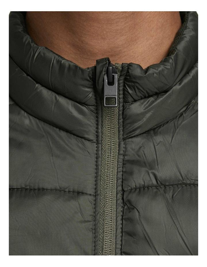 Magic Collared Puffer Jacket image 3