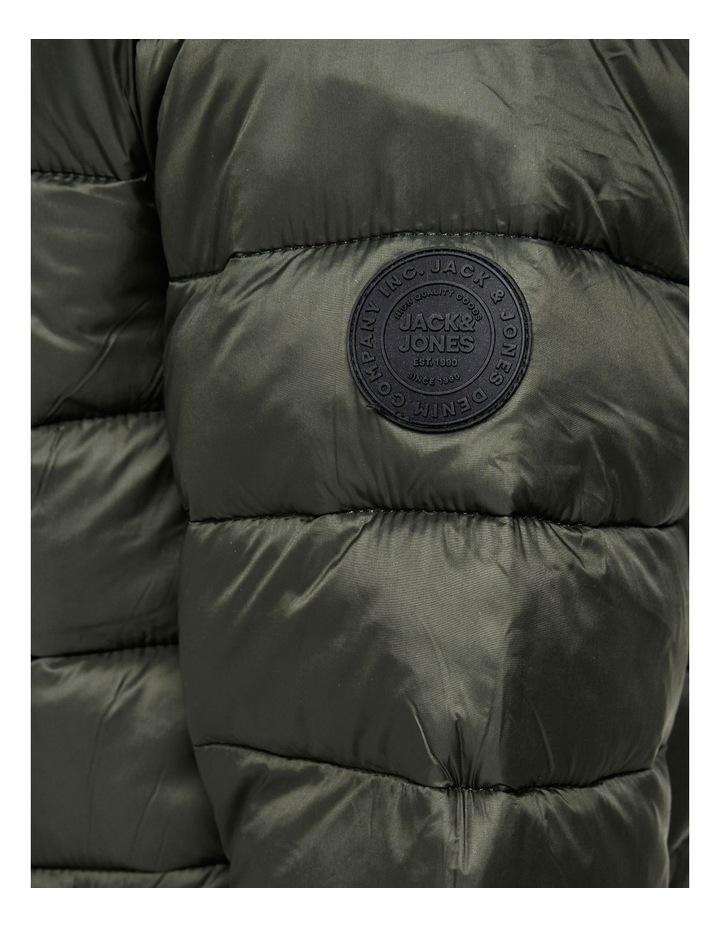 Magic Collared Puffer Jacket image 4