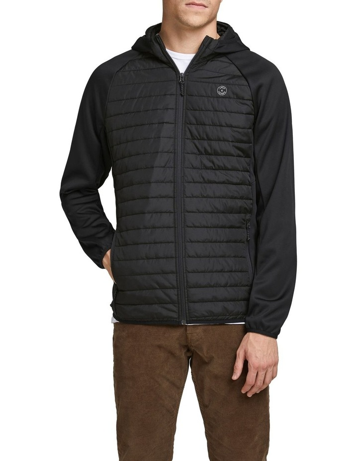 Multi Quilted Jacket image 1