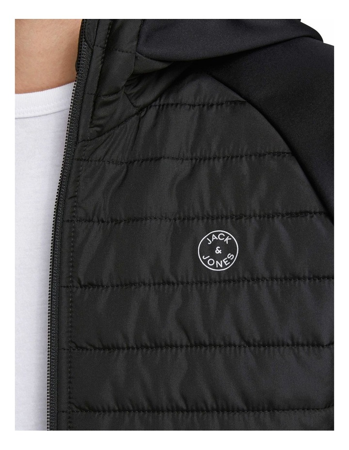 Multi Quilted Jacket image 3