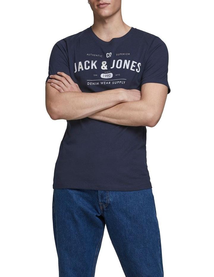 Jeans Crew Neck T/Shirt image 1