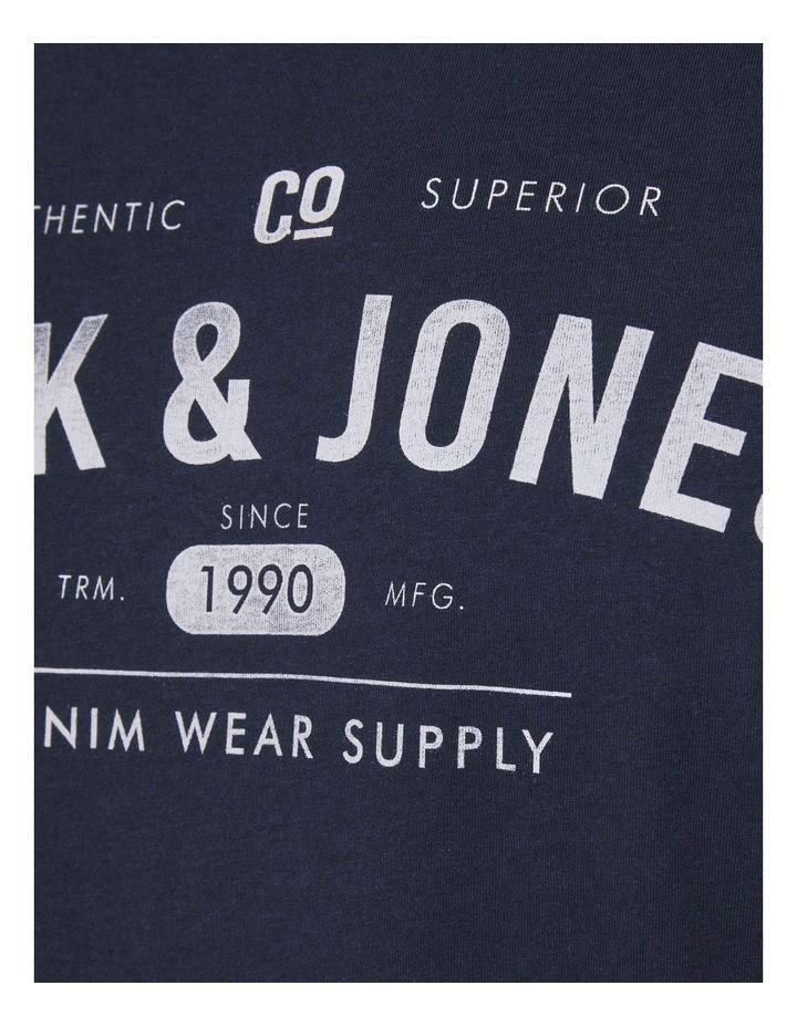 Jeans Crew Neck T/Shirt image 3