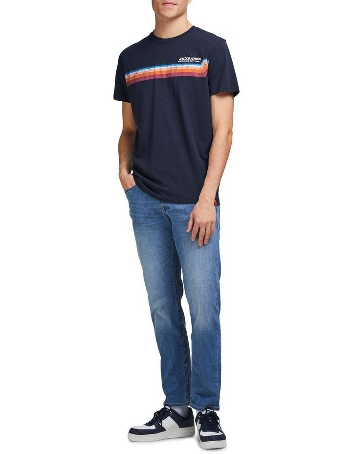 Tyler Crew Neck T-Shirt image 3