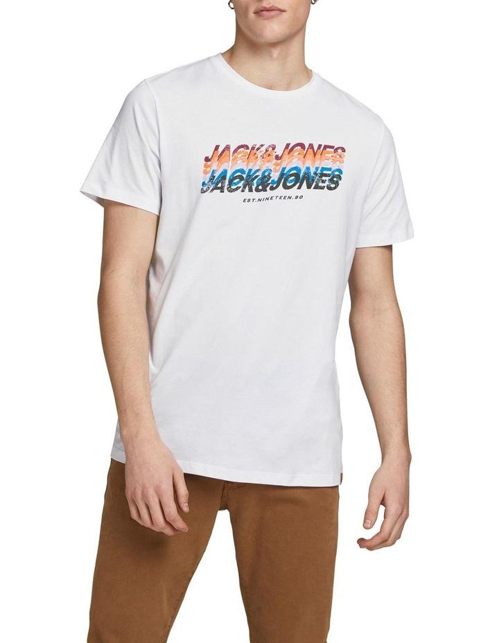 Tyler Crew Neck T-Shirt image 1