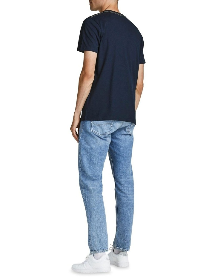 Archie Branding T-Shirt Navy image 2