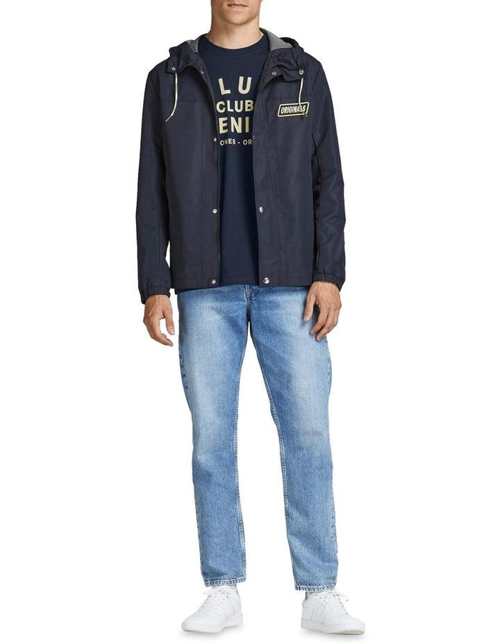 Archie Branding T-Shirt Navy image 3