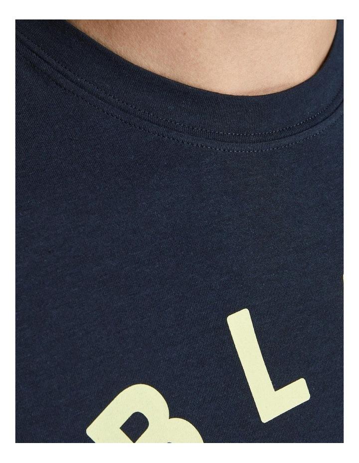 Archie Branding T-Shirt Navy image 5