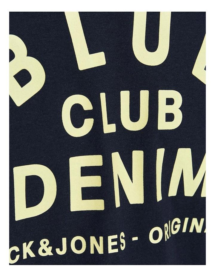 Archie Branding T-Shirt Navy image 6