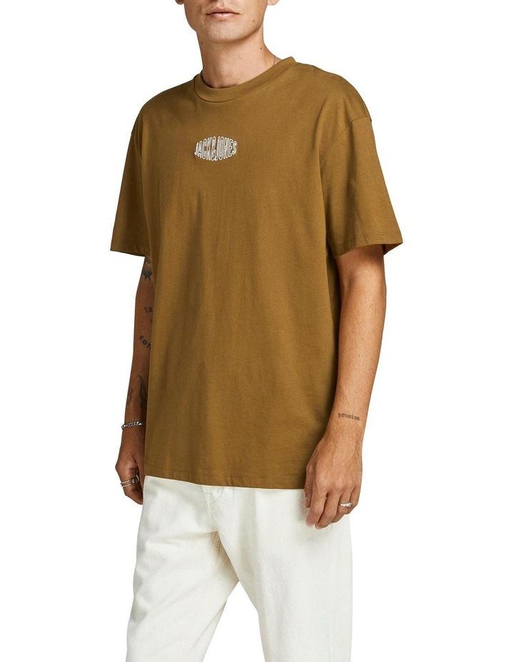 Worlds Crew Neck T-Shirt image 1