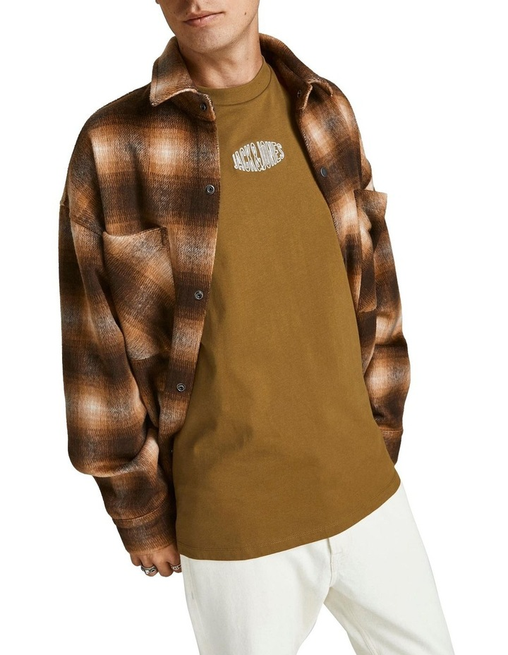 Worlds Crew Neck T-Shirt image 4