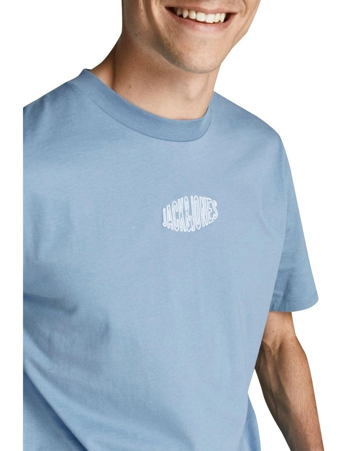 Worlds Crew Neck T/Shirt image 4