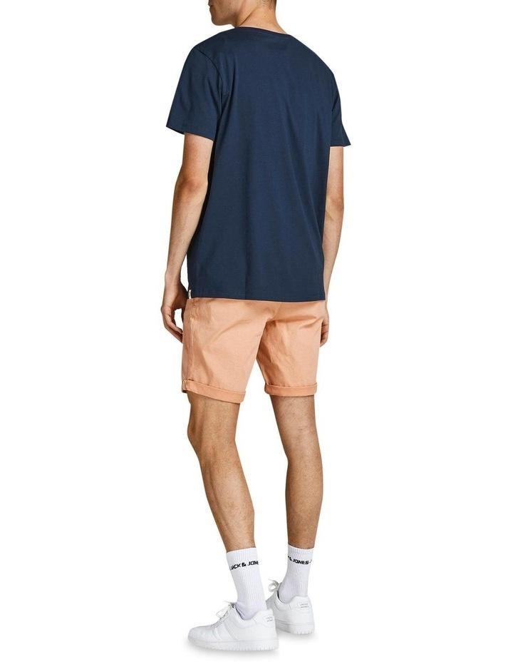Sokkulent Pocket T-Shirt Navy image 2