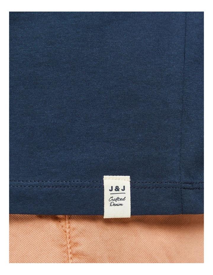 Sokkulent Pocket T-Shirt Navy image 6
