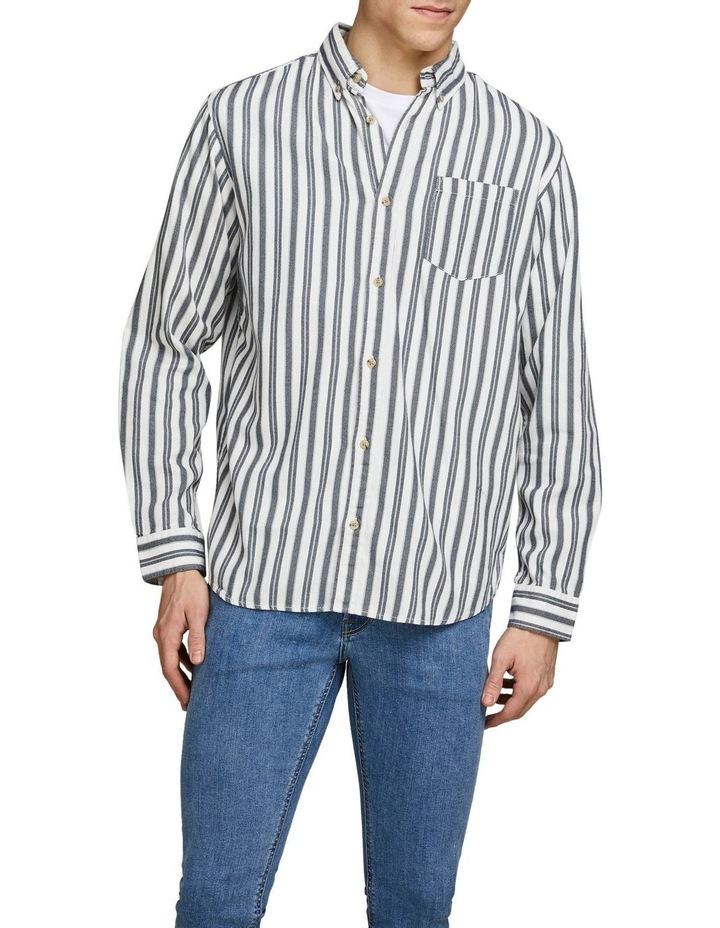 Flannel Stripe Shirt image 1