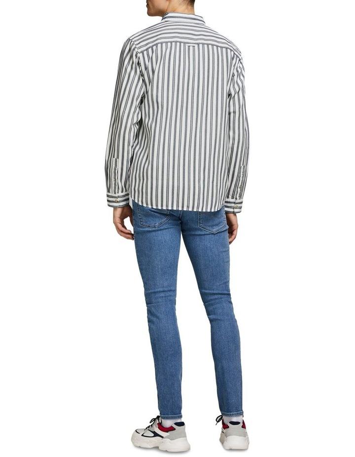Flannel Stripe Shirt image 2