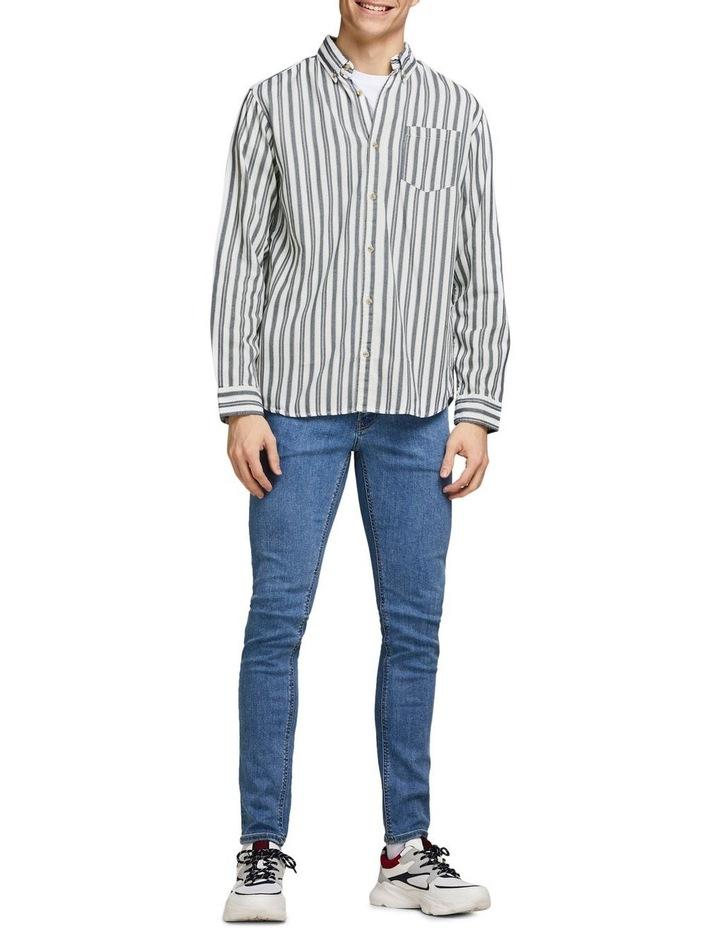 Flannel Stripe Shirt image 3