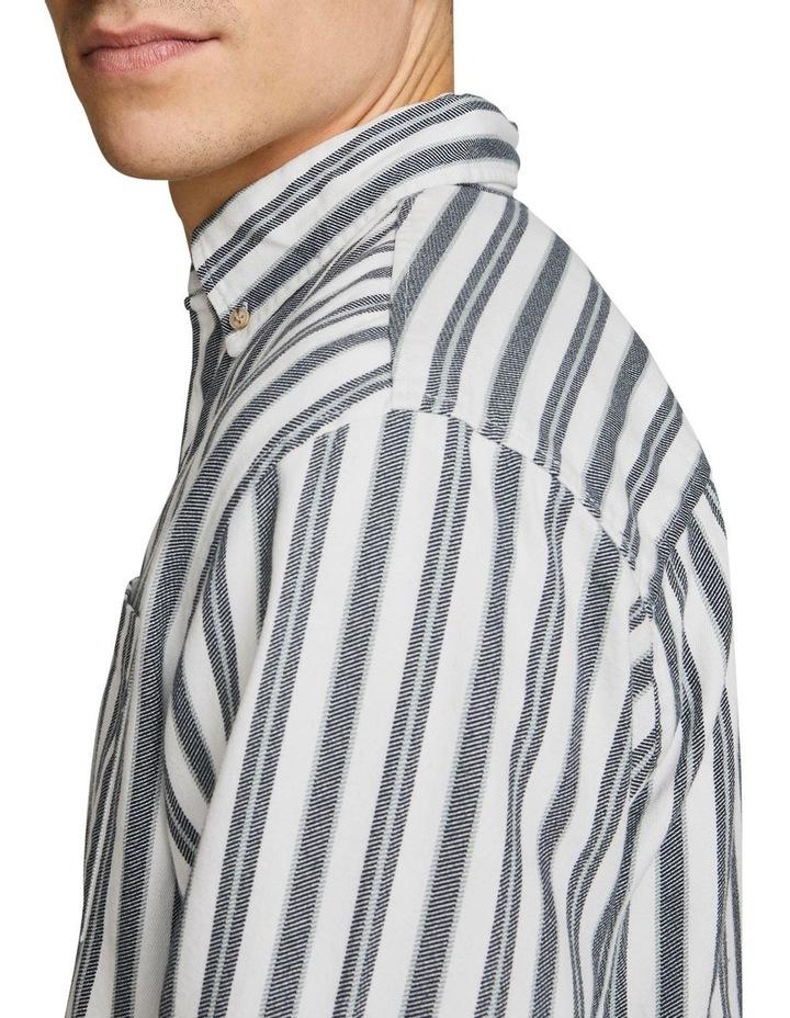 Flannel Stripe Shirt image 4