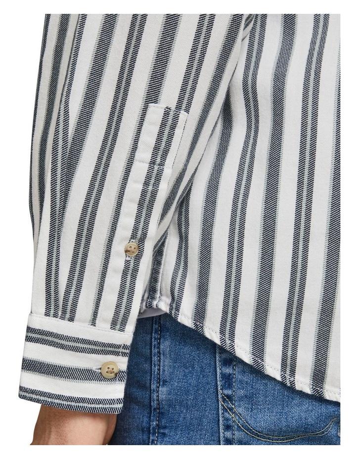 Flannel Stripe Shirt image 6