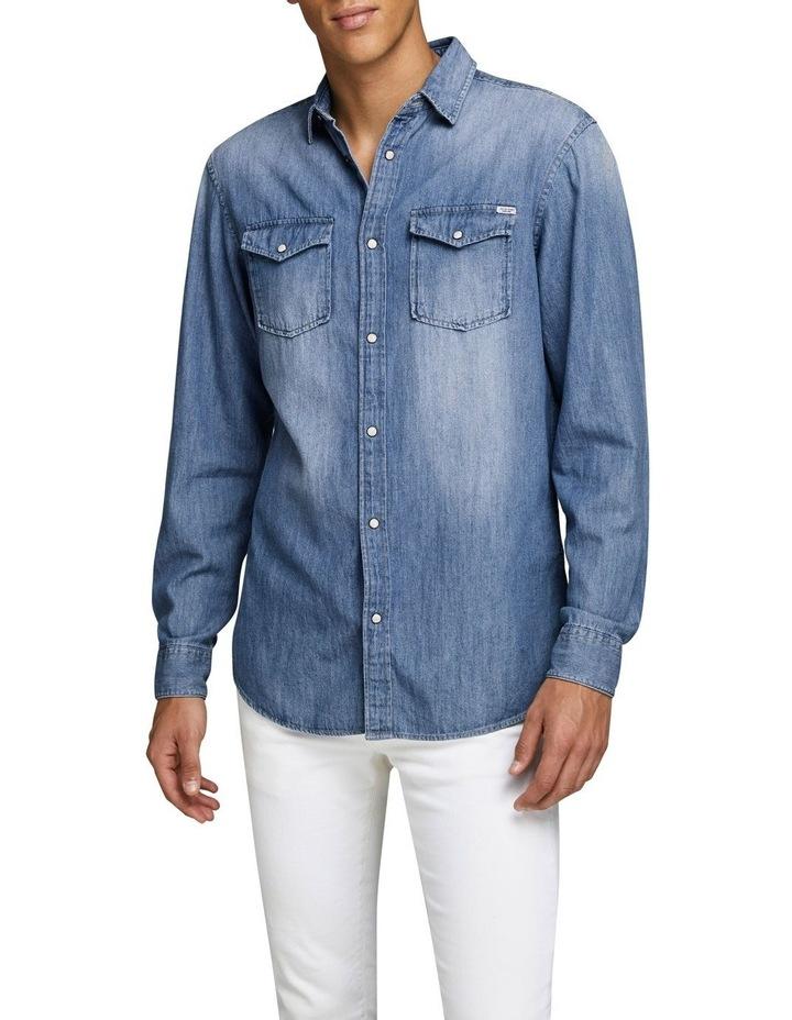 Sheridan Long Sleeve Denim Shirt image 1
