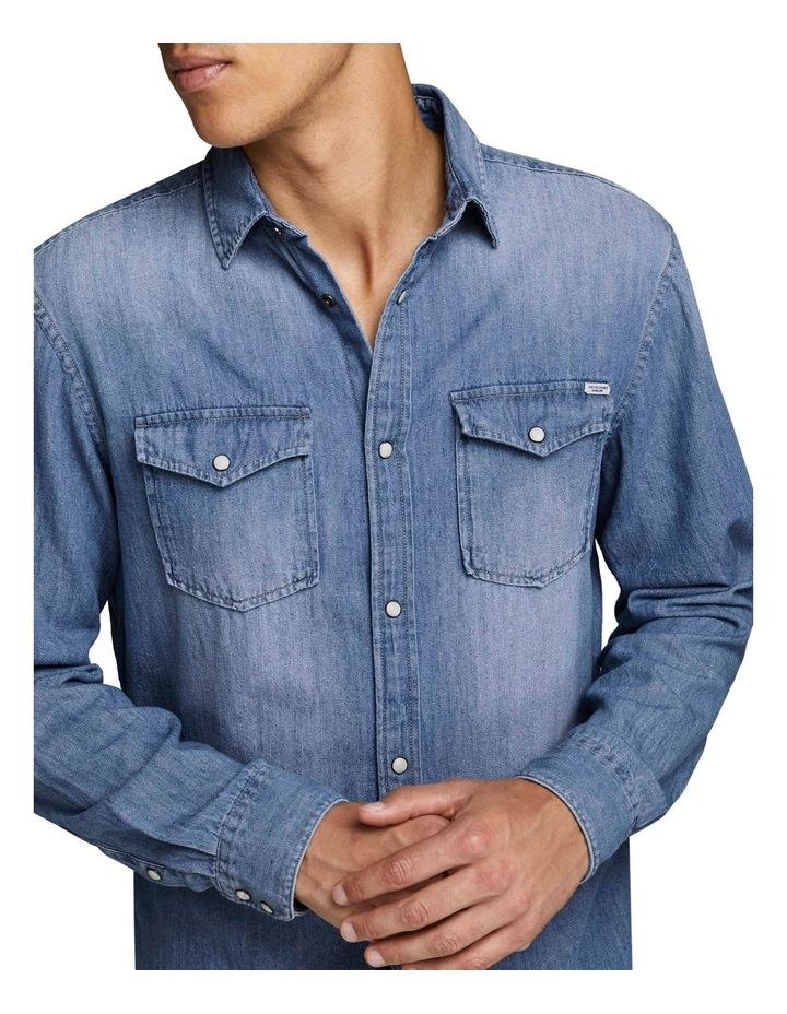 Sheridan Long Sleeve Denim Shirt image 3
