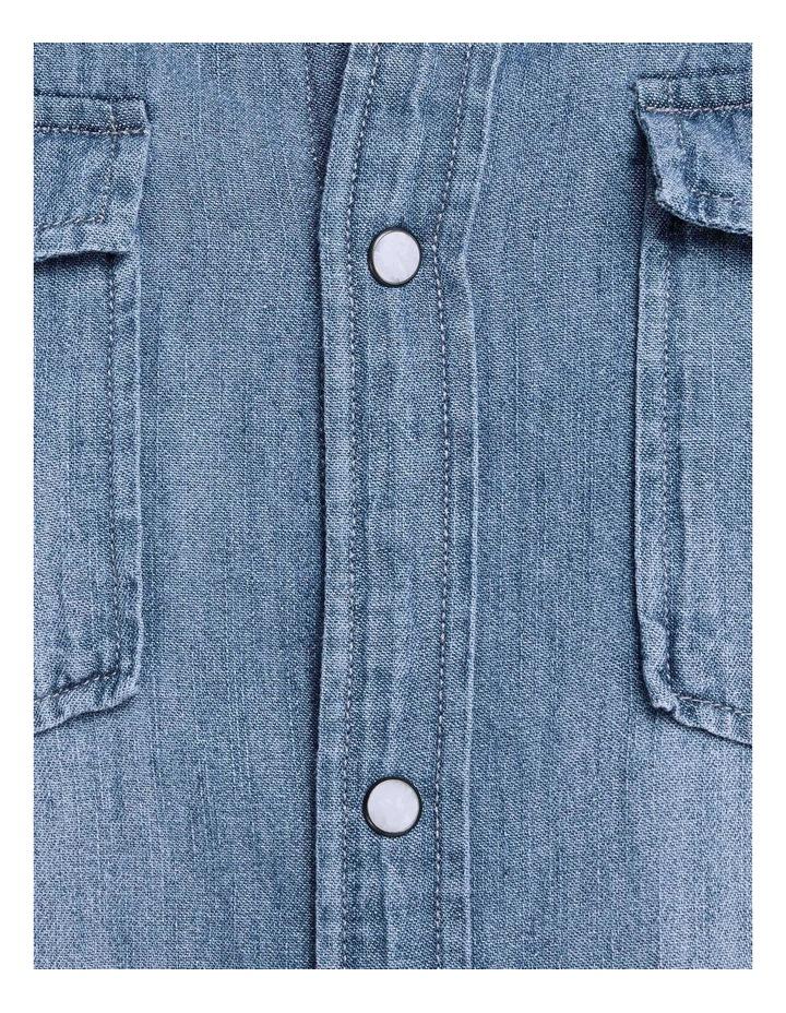 Sheridan Long Sleeve Denim Shirt image 4