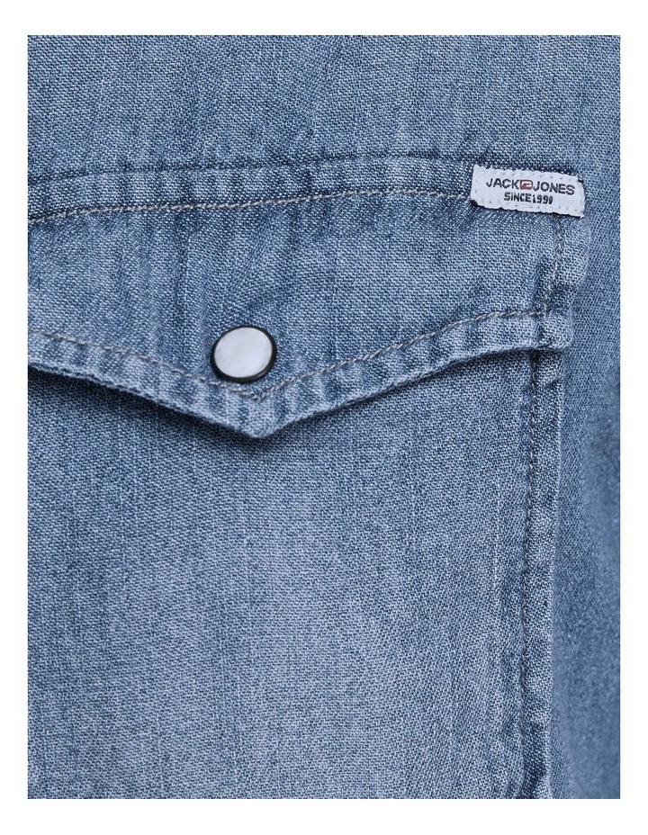 Sheridan Long Sleeve Denim Shirt image 5