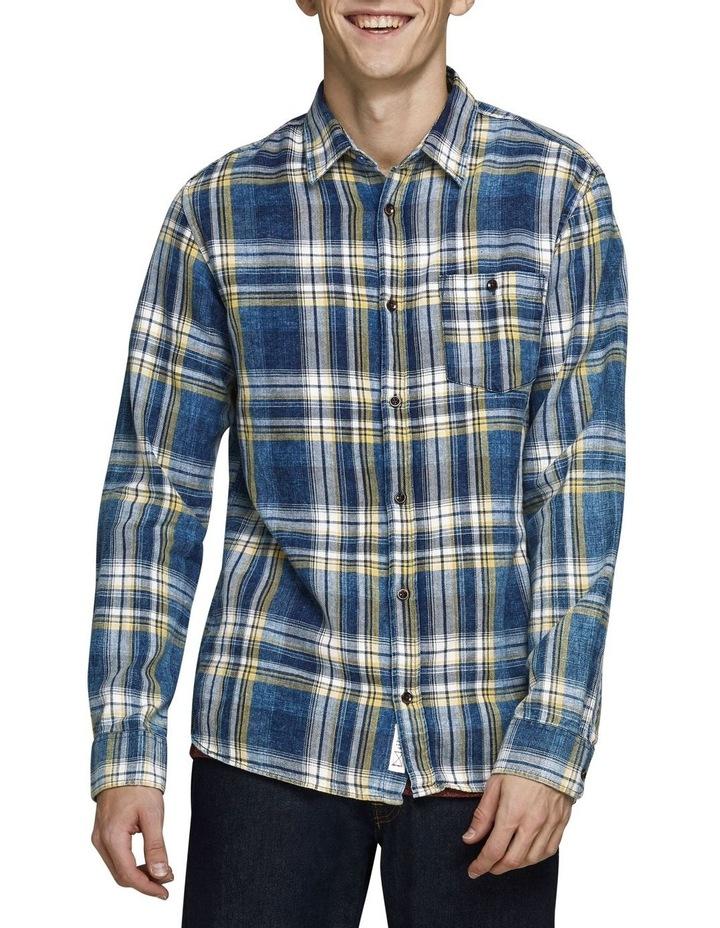 Hans Long Sleeve Checked Shirt image 1