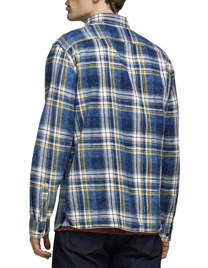 Hans Long Sleeve Checked Shirt image 2