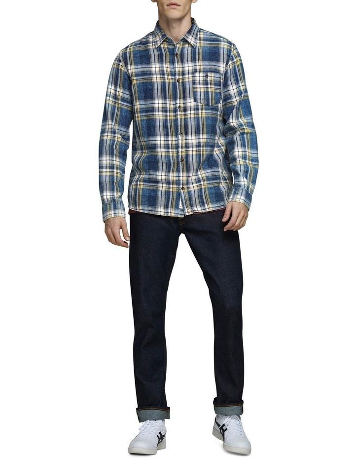Hans Long Sleeve Checked Shirt image 3